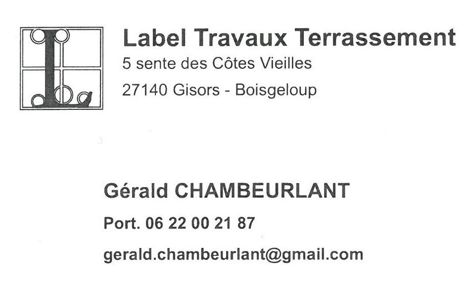 Son Site Label Travaux Terrassement